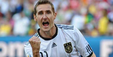Klose: Kegagalan Munich akan bangkitkan Jerman