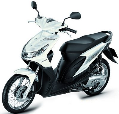 Honda Beat Motor Matic