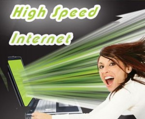 Internet Tercepat