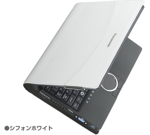 Panasonic intros Let's Note J10 netbook in Japan, pricing starts at 120,000 yen