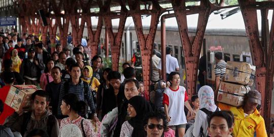 Menengok keuangan kereta api