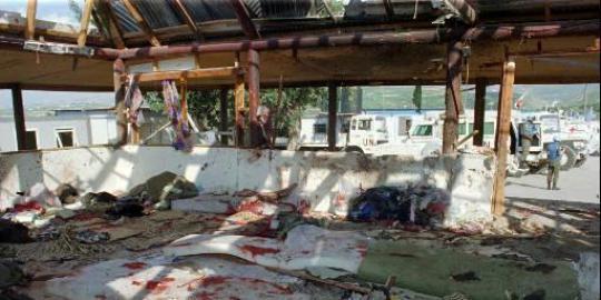 Netanyahu: Israel jijik dengan pembantaian di Suriah
