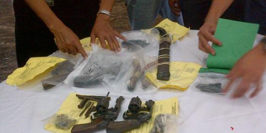 Penembak wartawan TVRI ditangkap polisi saat salat di masjid