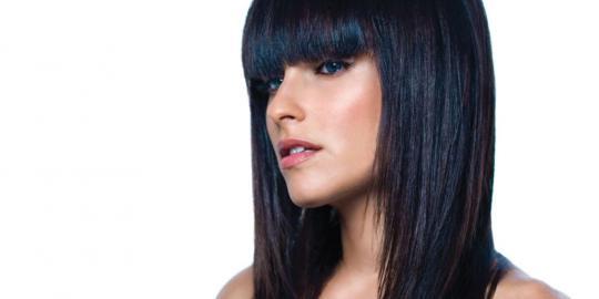 Rambut berponi bisa sebabkan kelainan mata?