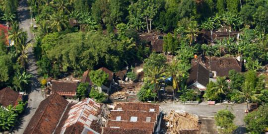 Ratusan relawan peringati 6 tahun gempa Yogya