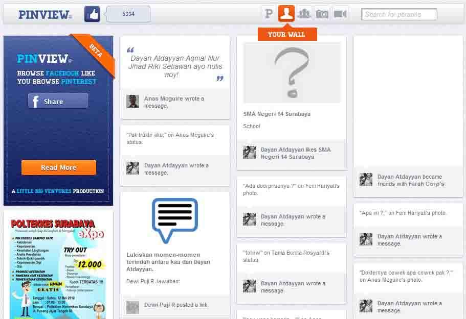 Screenshot Pinview