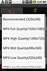 Pilih Ukuran Format Video