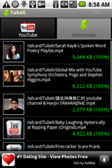 Hasil Downloaad Video Youtube
