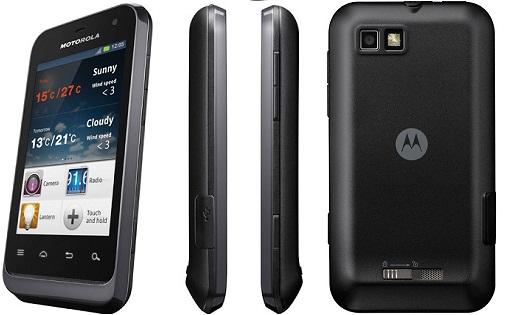 Motorola Defy Mini XT320
