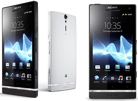Sony Xperia S LT26i: Android phone Xperia Series With 12
