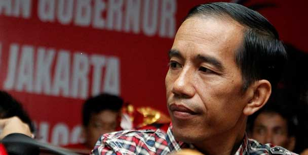 Jokowi, Gubernur DKI Jakarta periode 2012 - 2017