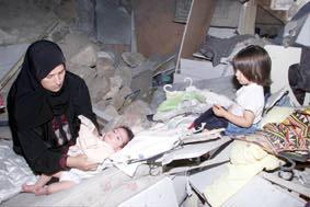 Surat seorang ibu dari Palestina...